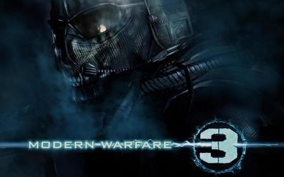 Call of Duty: Modern Warfare 3 [12] wallpaper