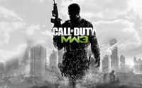 Call of Duty: Modern Warfare 3 wallpaper 1920x1080 jpg
