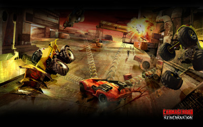 Carmageddon: Reincarnation [3] wallpaper
