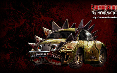 Carmageddon: Reincarnation [5] wallpaper