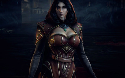 Carmilla - Castlevania: Lords of Shadow 2 wallpaper
