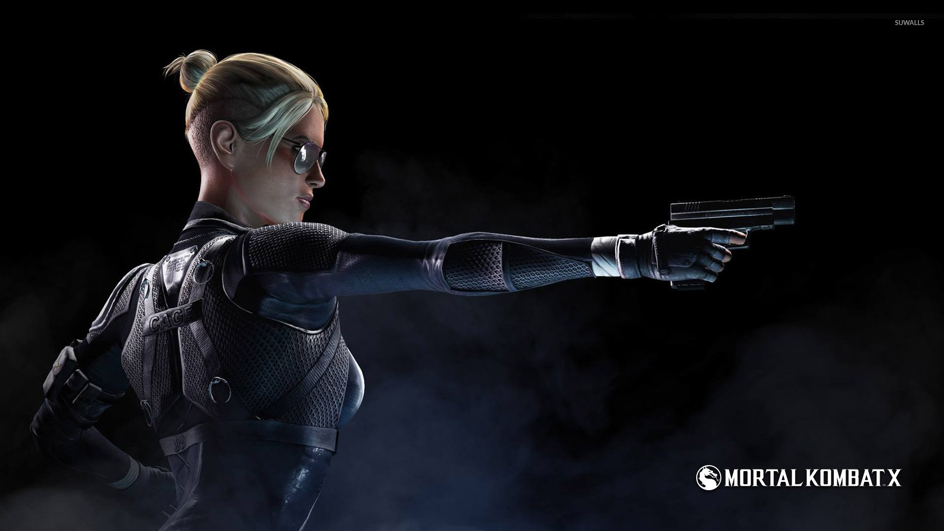 Cassie Cage Mortal Kombat X Wallpaper Game Wallpapers 31360