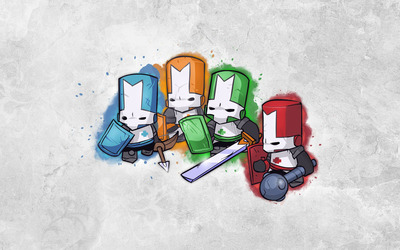 Castle Crashers [2] wallpaper