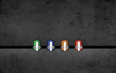 Castle Crashers [3] wallpaper