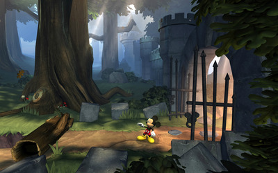 Castle of Illusion Starring Mickey Mouse [5] wallpaper