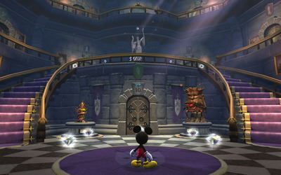 Castle of Illusion Starring Mickey Mouse [4] wallpaper