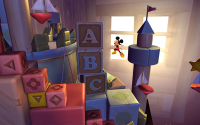 Castle of Illusion Starring Mickey Mouse [6] wallpaper