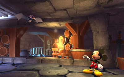 Castle of Illusion Starring Mickey Mouse [2] wallpaper