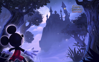Castle of Illusion Starring Mickey Mouse wallpaper