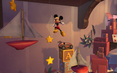 Castle of Illusion Starring Mickey Mouse [3] wallpaper