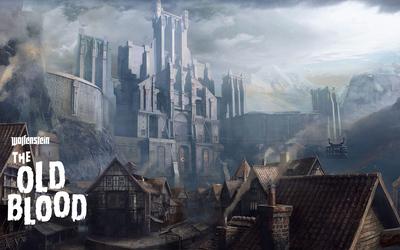 Castle Wolfenstein - Wolfenstein: The Old Blood wallpaper