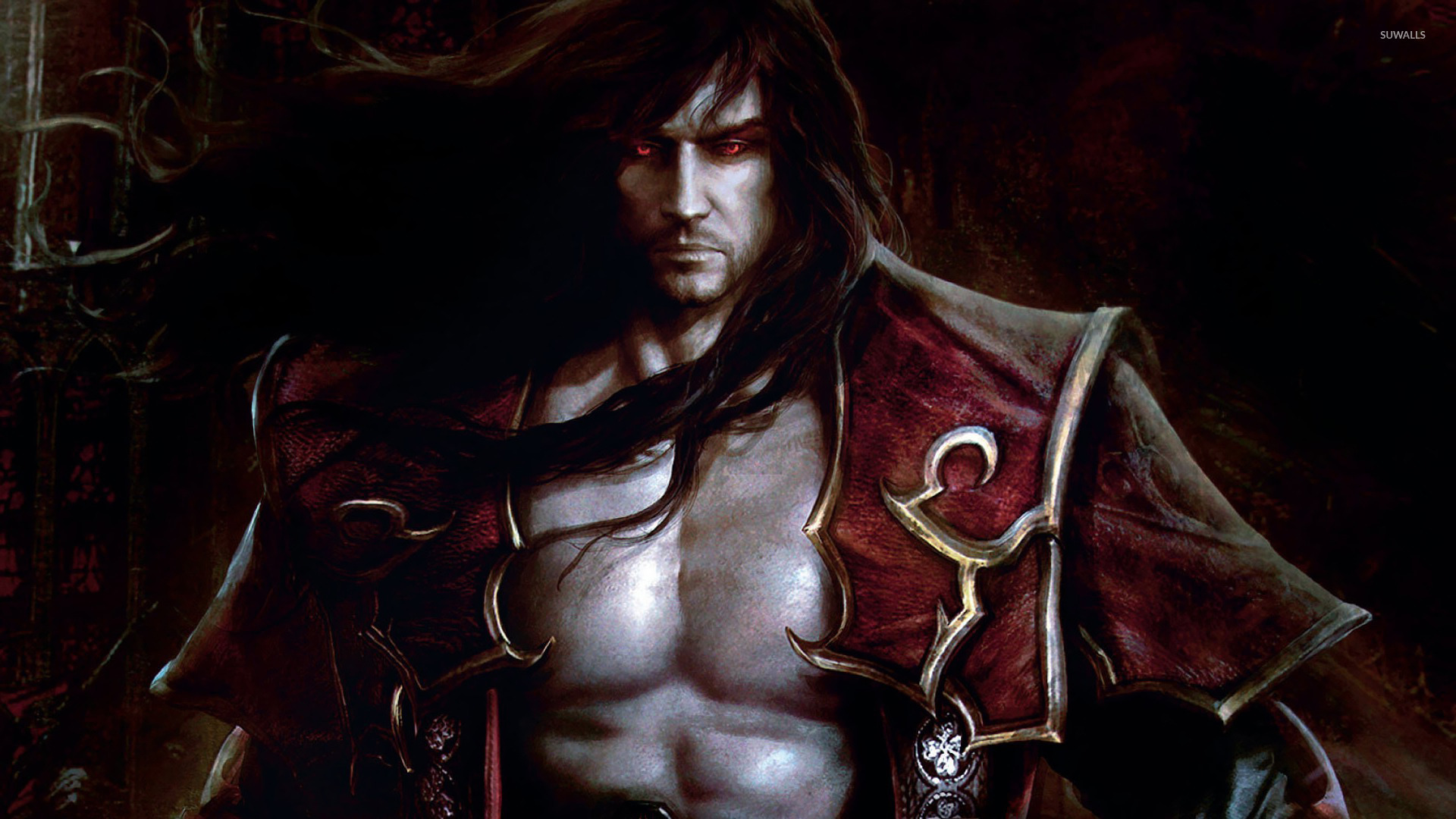 Castlevania Lords Of Shadow 2 Wallpaper Game Wallpapers 21336