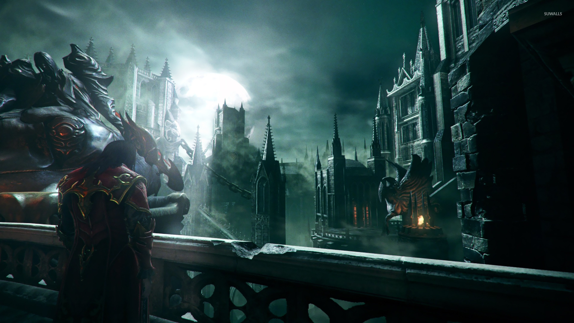 Download Wallpaper Lord Shadows - castlevania-lords-of-shadow-2-21385-1920x1080  Gallery_74415.jpg