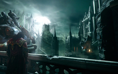 Castlevania: Lords of Shadow 2 [6] wallpaper