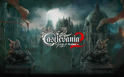 Castlevania: Lords of Shadow 2 [5] wallpaper