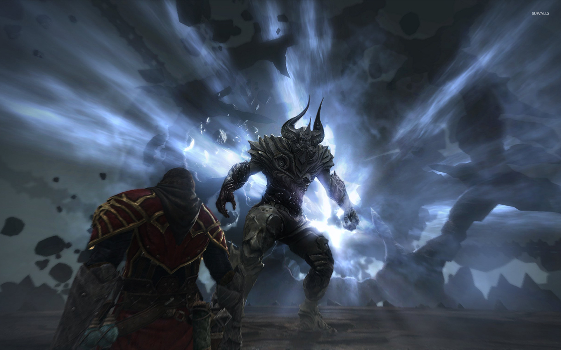 Castlevania Lords Of Shadow 2 9 Wallpaper Game Wallpapers