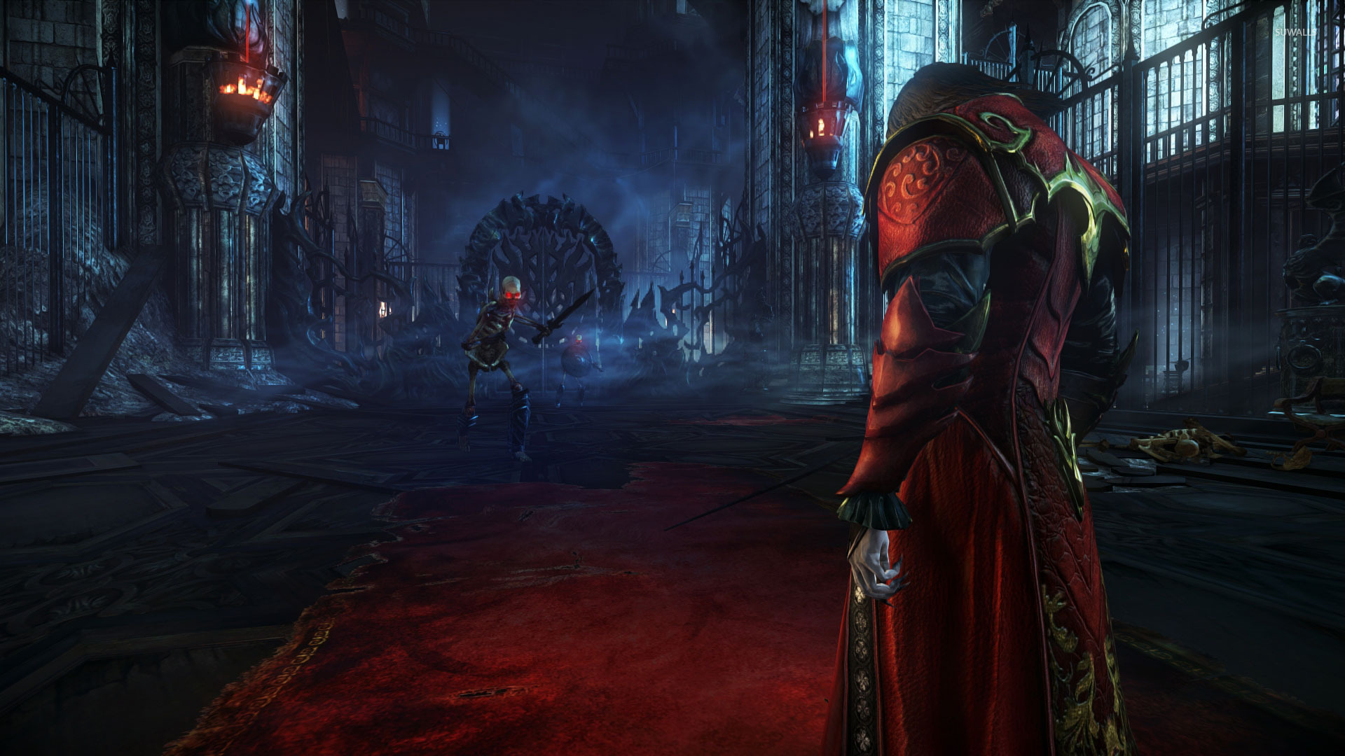 Castlevania Lords Of Shadow 2 8 Wallpaper Game Wallpapers