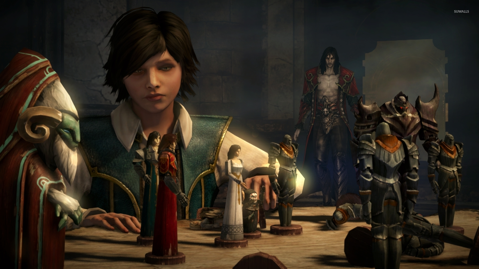 Castlevania Lords Of Shadow 2 17 Wallpaper