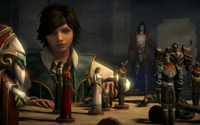 Castlevania: Lords of Shadow 2 [17] wallpaper
