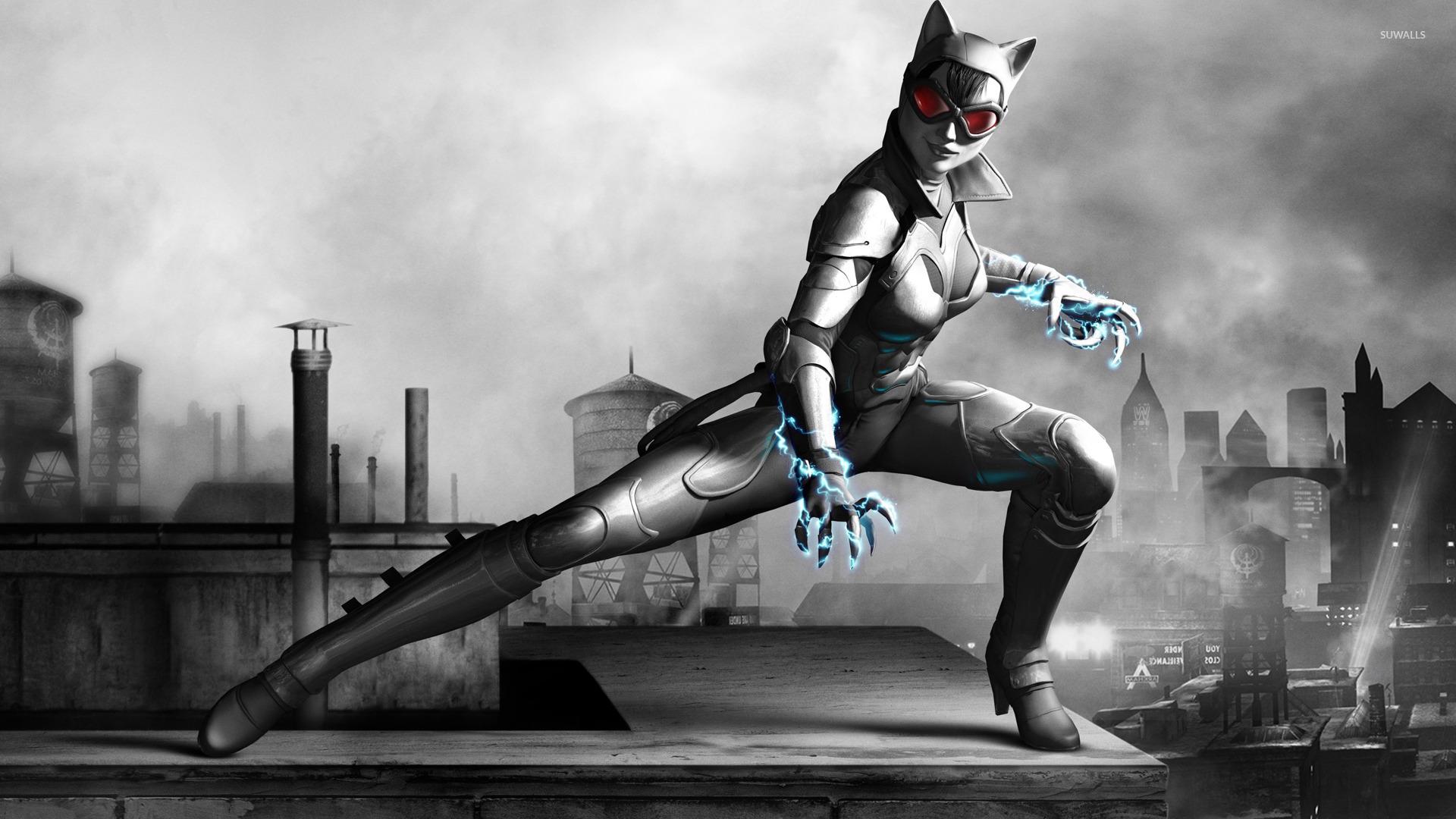 Catwoman Batman Arkham City Wallpaper Game Wallpapers 44494