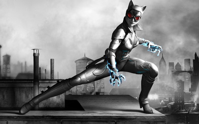 Catwoman - Batman: Arkham City wallpaper