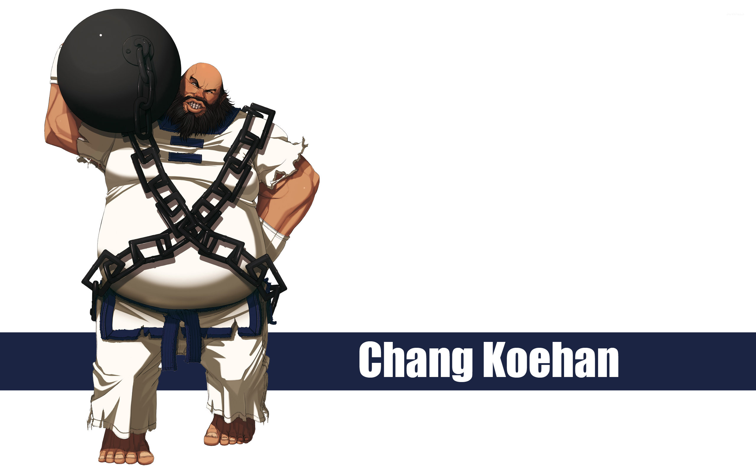 Chang Koehan The King Of Fighters Wallpaper Game Wallpapers