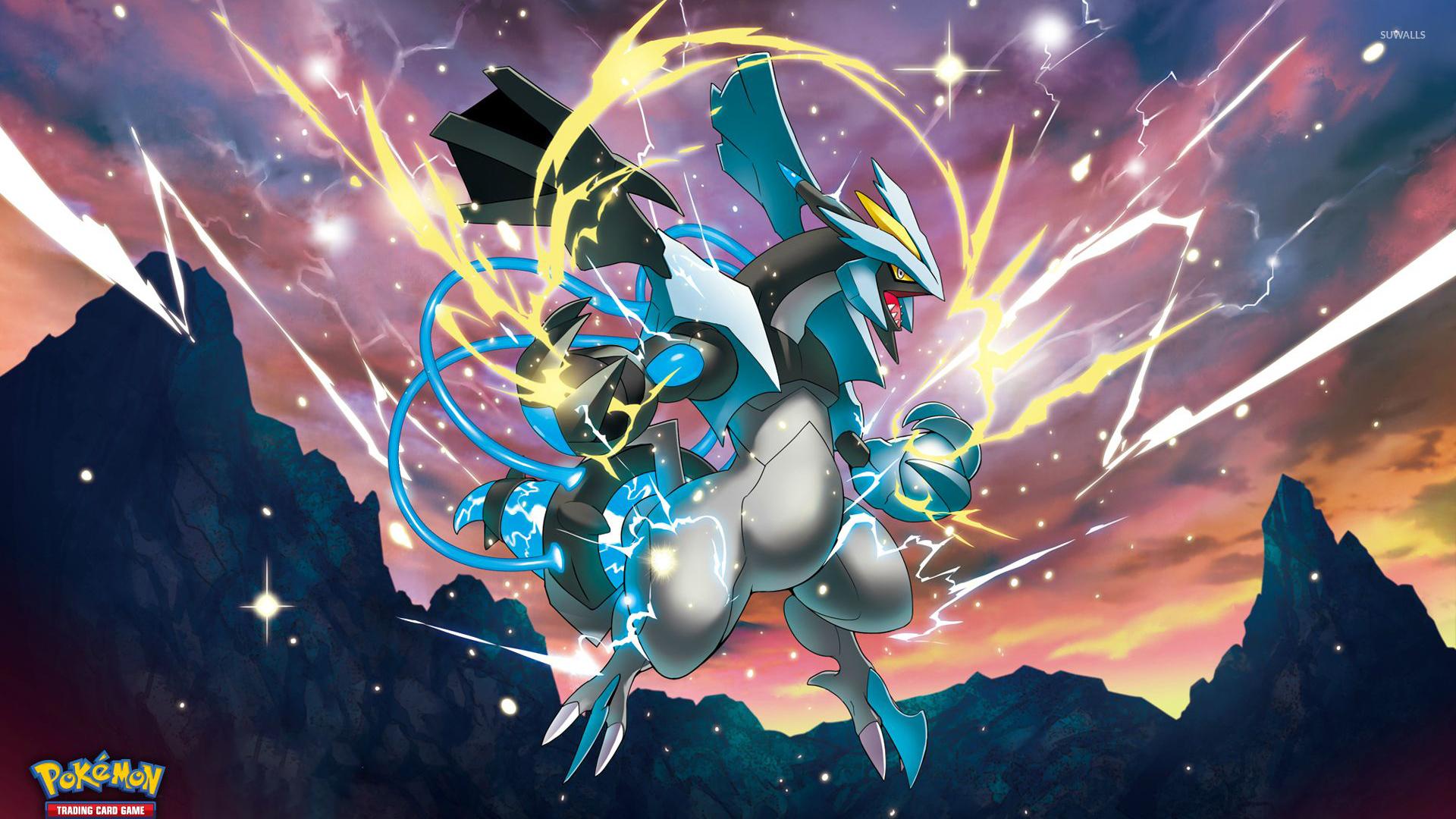Charizard casting a spell - Pokemon
