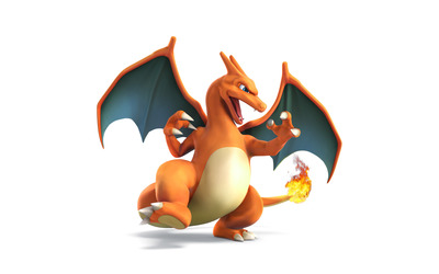 Charizard - Super Smash Bros. wallpaper