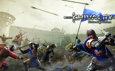 Chivalry: Medieval Warfare wallpaper