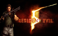 Chris Redfield - Resident Evil wallpaper 2560x1600 jpg
