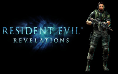 Chris Redfield - Resident Evil: Revelations wallpaper
