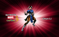 Chun-Li - Ultimate Marvel vs. Capcom 3 wallpaper 2560x1600 jpg