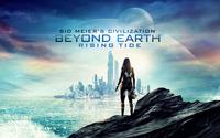 Civilization: Beyond Earth - Rising Tide wallpaper 3840x2160 jpg
