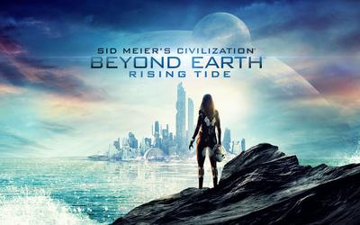 Civilization: Beyond Earth - Rising Tide Wallpaper