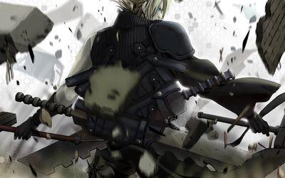 Cloud Strife - Final Fantasy VII wallpaper