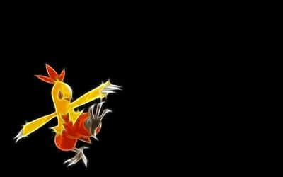 Combusken - Pokemon wallpaper