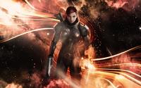 Commander Shepard - Mass Effect 3 [3] wallpaper 1920x1080 jpg