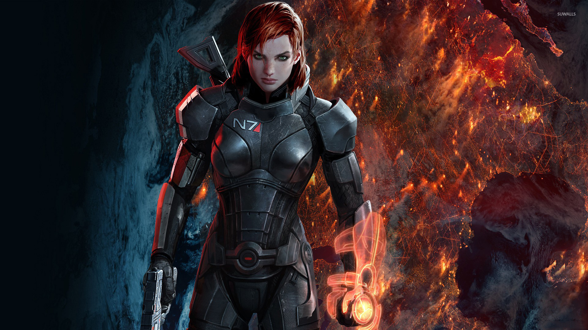Mass Effect Wallpapers