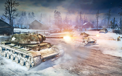 Company of Heroes 2 [12] wallpaper