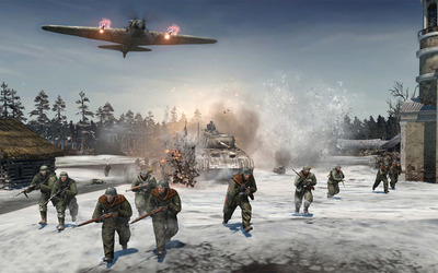 Company of Heroes 2 [8] wallpaper