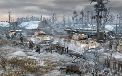 Company of Heroes 2 [6] wallpaper