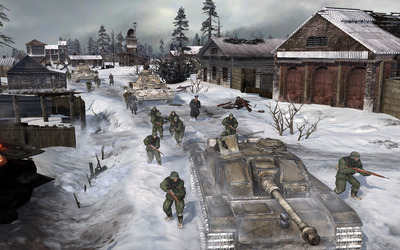 Company of Heroes 2 [11] wallpaper