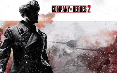 Company of Heroes 2 [9] wallpaper