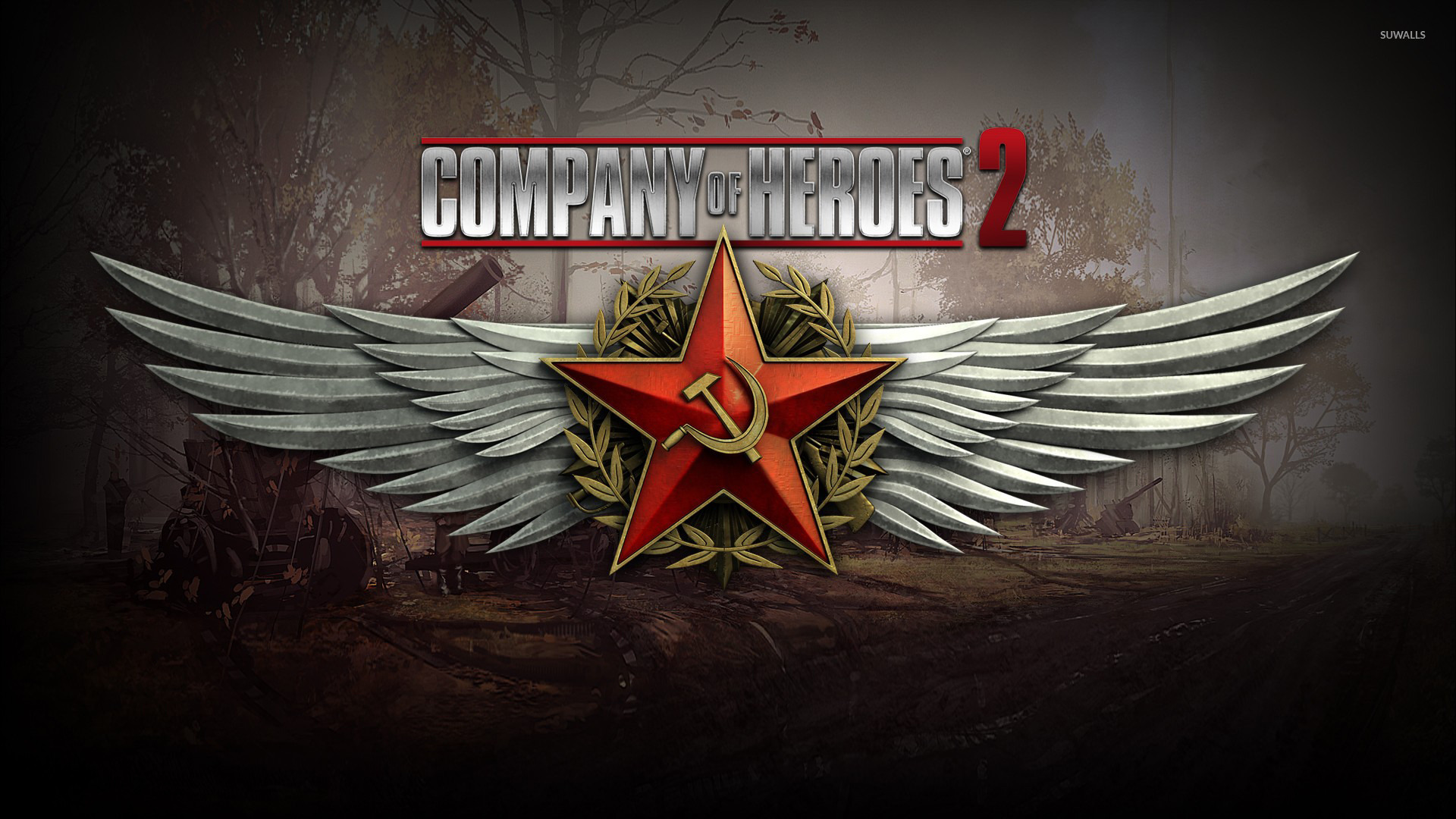 Company Of Heroes 2 Wallpaper Game Wallpapers 21672