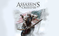 Connor Kenway - Assassin's Creed III [2] wallpaper 1920x1200 jpg
