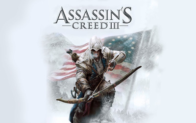 Connor Kenway - Assassin's Creed III [2] wallpaper