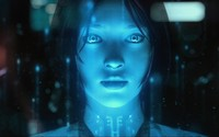 Cortana - Halo 4 wallpaper 1920x1080 jpg