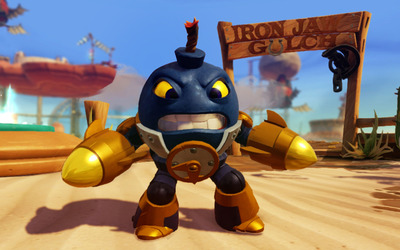 Countdown - Skylanders: Swap Force wallpaper
