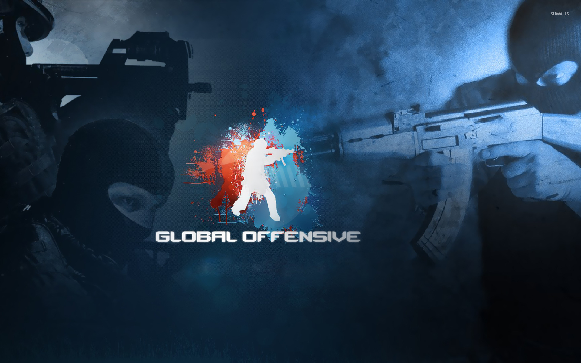 Counter Strike Global Offensive 3 Wallpaper Game