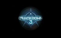 Crackdown 3 logo wallpaper 3840x2160 jpg